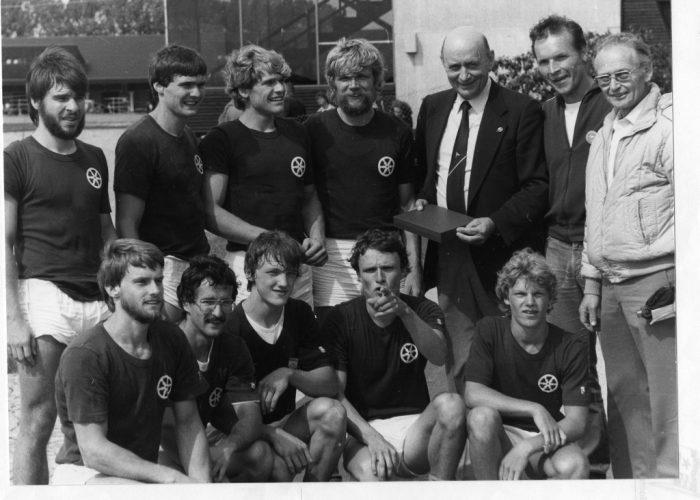 Deutscher Meister im Lgw.8er 1982