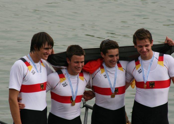 Junioren- Weltmeister 2008 Lukas Linden